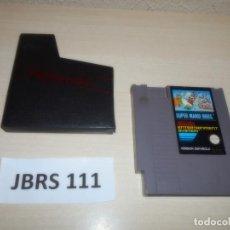 Videojuegos y Consolas: NES - SUPER MARIO BROS , PAL ESPAÑOL , SOLO CARTUCHO. Lote 262048135