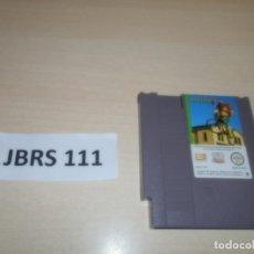 Videojuegos y Consolas: NES - PAPERBOY , PAL ESPAÑOL , SOLO CARTUCHO. Lote 262048215