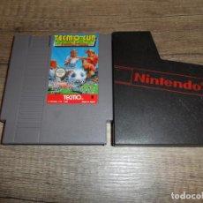 Videojuegos y Consolas: NINTENDO NES TECMO CUP FOOTBALL GAME PAL B ESP. Lote 262080310