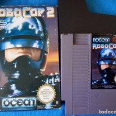 Videojuegos y Consolas: ROBOCOP 2 NINTENDO NES PAL ESP, SIN INSTRUCCIONES.. Lote 262144220