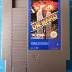 Videojuegos y Consolas: DIE HARD (LA JUNGLA DE CRISTAL) NINTENDO NES PAL ESP, SOLO CARTUCHO.. Lote 262255335