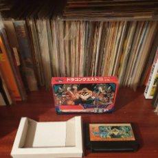 Videojuegos y Consolas: DRAGONQUEST III / NES. Lote 262312725