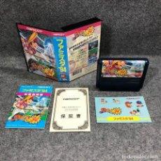 Videojuegos y Consolas: FAMISTA 94 JAP NINTENDO FAMICOM NES. Lote 263189035