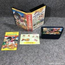 Videojuegos y Consolas: FAMISTA 93 JAP NINTENDO FAMICOM NES. Lote 263189040
