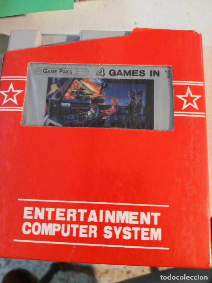 Videojuegos y Consolas: Game Paks 4 games in 1 en - Nintendo NES - Game Paks - Foto 3 - 264103780