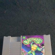 Videojuegos y Consolas: NINTENDO NES BATTLETOADS. Lote 265190419