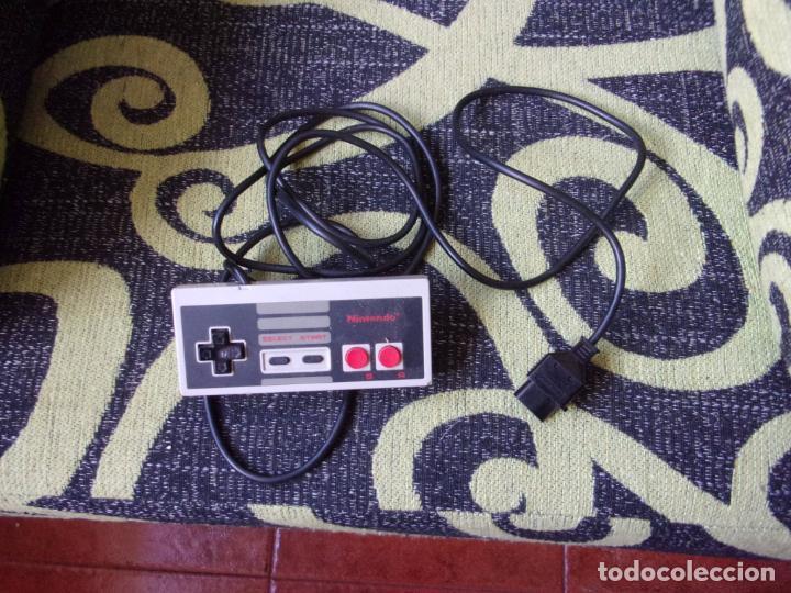Videojuegos y Consolas: 2 mandos consola nintendo nes,MAS 1 ENTERO CON CABLE - Foto 7 - 262045215