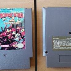 Videojuegos y Consolas: SUPER DONKEY KONG 2 NINTENDO NES - CLON (NASA, YESS, NIPPON'DO, BRIGMTON, NEVIR...). Lote 266224753