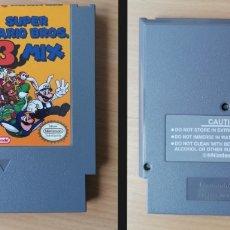 Videojuegos y Consolas: SUPER MARIO BROS 3 MIX NINTENDO NES - CLON (NASA, YESS, NIPPON'DO, BRIGMTON, NEVIR...). Lote 266231303