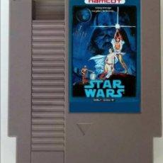 Videojuegos y Consolas: STAR WARS NAMCOT EN ESPAÑOL NINTENDO NES - CLON (NASA, YESS, NIPPON'DO, BRIGMTON, NEVIR...). Lote 266233058