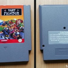 Videojuegos y Consolas: KART FIGHTER NINTENDO NES - CLON (NASA, YESS, NIPPON'DO, BRIGMTON, NEVIR...). Lote 266308053