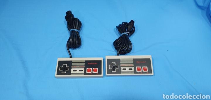 JUEGO DE MANDOS PARA NINTENDO NES (Juguetes - Videojuegos y Consolas - Nintendo - Nes)