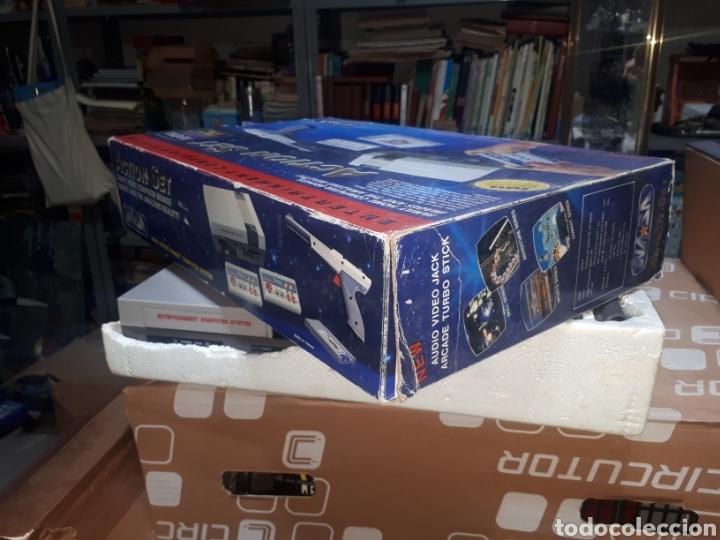 Videojuegos y Consolas: CONSOLA NASA EN CAJA FUNCIONANDO LE FALTA LA FUENTE DE ALIMENTACION Y EL CARTUCHO DE JUEGOS - Foto 3 - 268884379