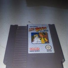 Videojuegos y Consolas: DAVID CRANES A BOY AND HIS BLOB NINTENDO 1985. Lote 268889174
