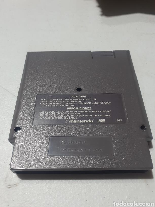 Videojuegos y Consolas: ISOLATED WARRIOR NINTENDO NES 1985 - Foto 2 - 268889439