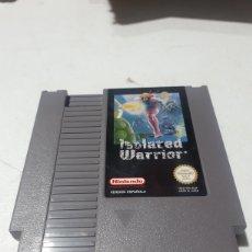 Videojuegos y Consolas: ISOLATED WARRIOR NINTENDO NES 1985. Lote 268889439