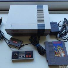 Videojuegos y Consolas: CONSOLA SOBREMESA NINTENDO NES Y DR MARIO. Lote 268926409