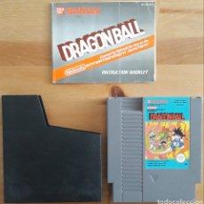 Videojuegos y Consolas: JUEGO DRAGON BALL NINTENDO NES. BAN DAI.. Lote 269933343