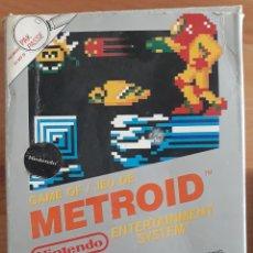 Videogiochi e Consoli: METROID. NINTENDO NES. VER FOTOS.. Lote 269935568