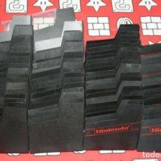 Videojuegos y Consolas: LIQUIDACION LOTE +35 FUNDAS NINTENDO NES CON DESGASTE. Lote 270244918