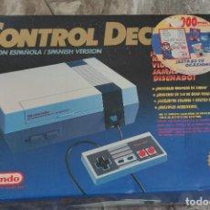 Videojuegos y Consolas: CONSOLA NINTENDO NES , EN CAJA , PERFECTO ESTADO , COMO NUEVA. Lote 272275248