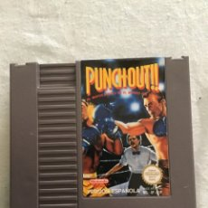 Videojuegos y Consolas: JUEGO DE NINTENDO NES PUNCHOUT. Lote 272473203