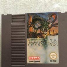 Videojuegos y Consolas: JUEGO DE NINTENDO NES THE BATTLE OF OLYMPUS. Lote 272474493