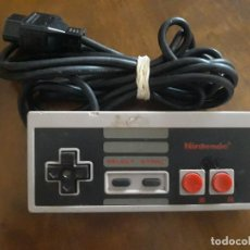 Videojuegos y Consolas: MANDO ORIGINAL NINTENDO NES. Lote 272977633