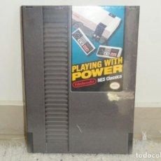 Videogiochi e Consoli: NINTENDO NES SNES CLASSICS PLAYING WITH POWER GAME BOOK JUEGO LIBRO NUEVO. Lote 273149343
