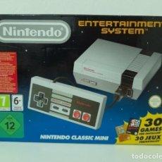Videogiochi e Consoli: NINTENDO CLASSIC MINI. NUEVA, A ESTRENAR. Lote 275341108