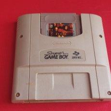 Videogiochi e Consoli: JUEGO MUMMY SUPER GAME BOY SÚPER NES. Lote 275656073