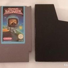Videogiochi e Consoli: NINTENDO NES CAPTAIN SKYHAWK PAL ESPAÑA. Lote 275788388