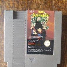 Videojuegos y Consolas: WRATH OF THE BLACK MANTA - NES NINTENDO PAL -. Lote 276361888