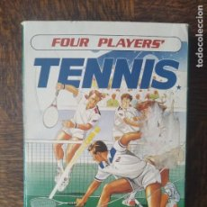 Videojuegos y Consolas: FOUR PLAYERS TENNIS - NES NINTENDO PAL -. Lote 276362423