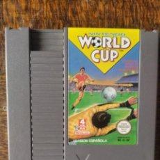 Jeux Vidéo et Consoles: NINTENDO WORLD CUP - NES PAL - FUNCIONANDO.. Lote 276705428