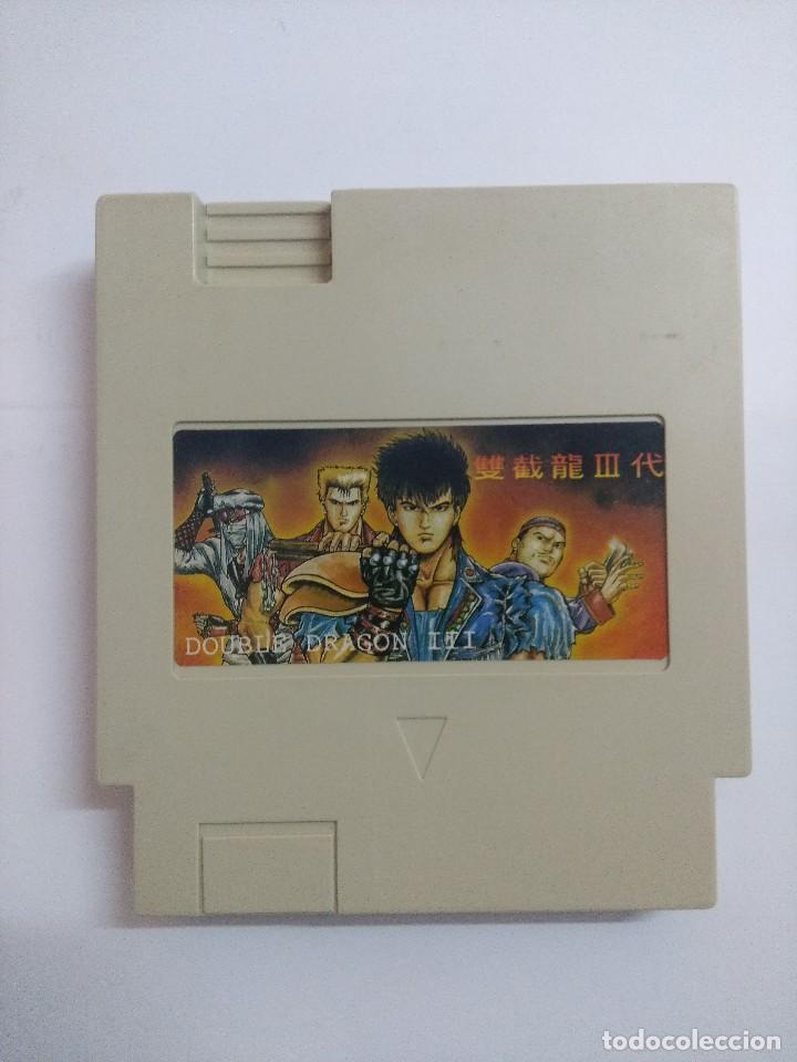 JUEGO PARA NINTENDO NES/DOUBLE DRAGON III. (Juguetes - Videojuegos y Consolas - Nintendo - Nes)