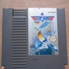 Videojuegos y Consolas: TOP GUN CARTUCHO NINTENDO NES. Lote 277003928