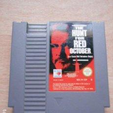 Videojuegos y Consolas: SUPER MARIO BROS NINTENDO CARTUCHO THE HUNT FOR RED OCTOBER. Lote 277004848