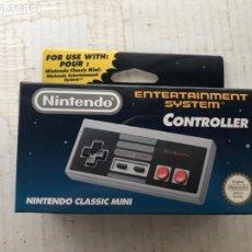Videogiochi e Consoli: MANDO NINTENDO CLASSIC MINI CONTROLLER NUEVO NES KREATEN. Lote 204323971