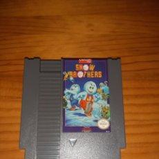 Videojuegos y Consolas: SNOW BROTHERS NES NINTENDO. Lote 277221523