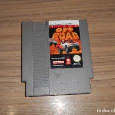 Videojuegos y Consolas: SUPER OFF ROAD JUEGO ORIGINAL NINTENDO NES PAL ESPAÑA. Lote 277611348