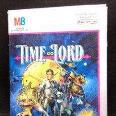Videojuegos y Consolas: TIME LORD NINTENDO NES AÑO 1990. Lote 277749723