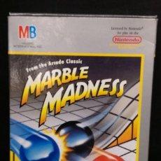 Videojuegos y Consolas: MARBLE MADNESS DE NINTENDO NES DE MB 1988. Lote 278226818