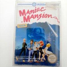 Videojuegos y Consolas: JUEGO DE NES MANIAC MANSION COMPLETO EN CASTELLANO. Lote 278351843