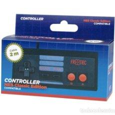 Videojuegos y Consolas: MANDO FREETEC COMPATIBLE MINI NES CLASSIC (2 METROS DE CABLE). NUEVO!!. SOLO PARA MINI NES CLASSIC!.. Lote 278815138