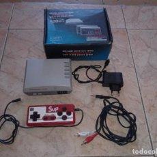 Videojuegos y Consolas: CONSOLA CLONICA NINTENDO NES. Lote 280925418