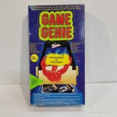Videojuegos y Consolas: GAME GENIE NINTENDO POTENCIADOR. Lote 282973438