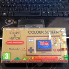 Videojogos e Consolas: GAME AND WATCH SUPER MARIO BROSS. Lote 287082463