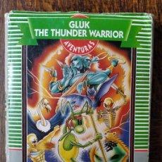 Videojuegos y Consolas: GLUK THE THUNDER WARRIOR - NINTENDO NES PAL ESPAÑA- FUNCIONANDO EN CAJA. Lote 287334423
