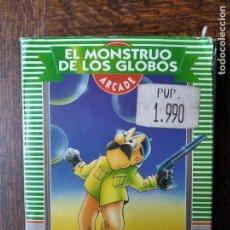 Videojuegos y Consolas: GLUK. EL MONSTRUO DE LOS GLOBOS - NINTENDO NES PAL ESPAÑA- FUNCIONANDO EN CAJA. Lote 287334888